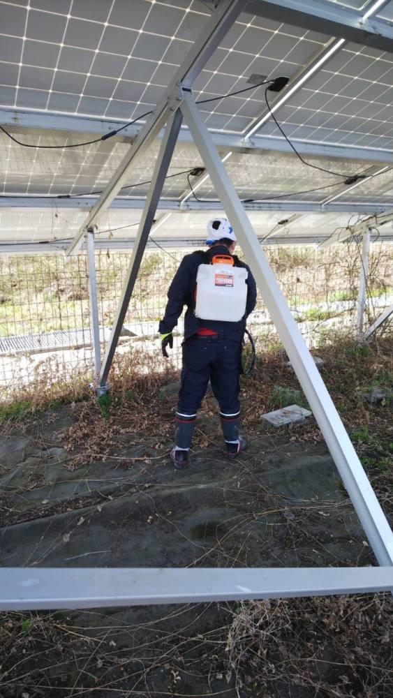 三重県 49.5kW 低圧 メンテナンス