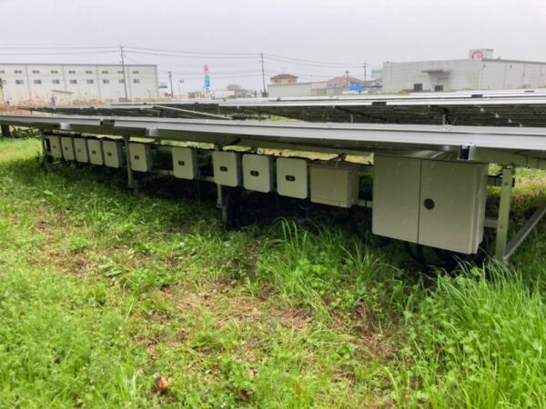実績・評判口コミ画像03-長崎県 49.5kW 低圧 メンテナンス