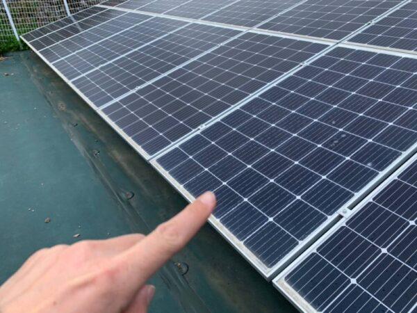 実績・評判口コミ画像01-兵庫県 49.5kW 低圧 メンテナンス
