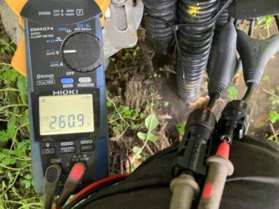 実績・評判口コミ画像02-長崎県 49.5kW 低圧 メンテナンス