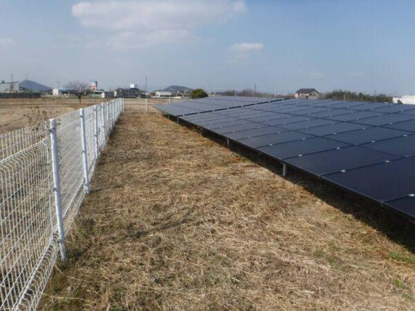 香川県 49.5kW 低圧 メンテナンス