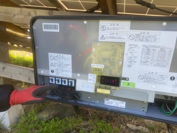 実績・評判口コミ画像01-岐阜県 49.5 kW 低圧 メンテナンス