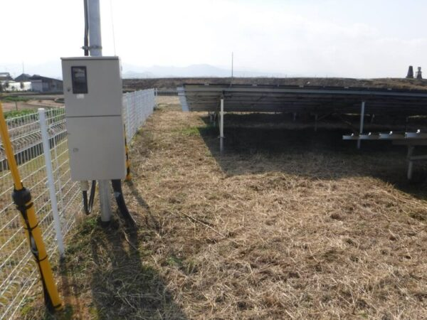 実績・評判口コミ画像01-香川県 49.5kW 低圧 メンテナンス