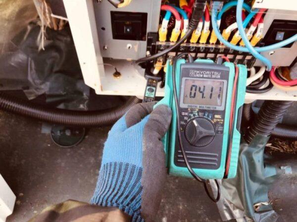 兵庫県 49.5kW 低圧 メンテナンス