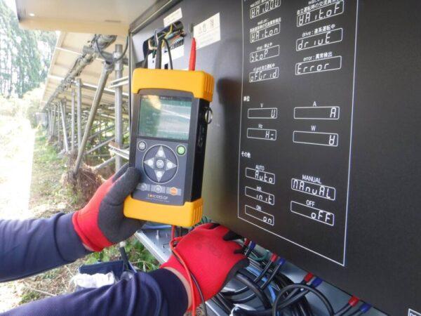 宮崎県 100kW 高圧 メンテナンス