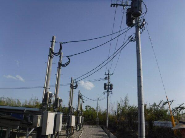 実績・評判口コミ画像01-宮崎県 30kW 低圧 メンテナンス