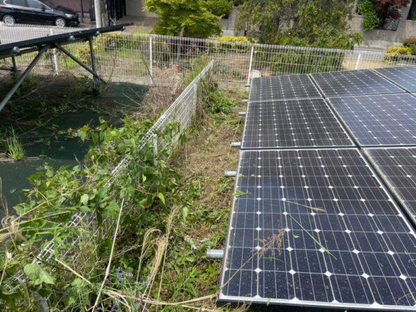 和歌山県 49.5kW 低圧 メンテナンス