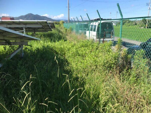 実績・評判口コミ画像02-和歌山県 49.5kWh 低圧 メンテナンス