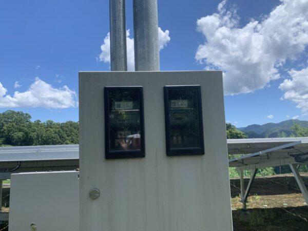 実績・評判口コミ画像03-奈良県 49.5kWh 低圧 メンテナンス