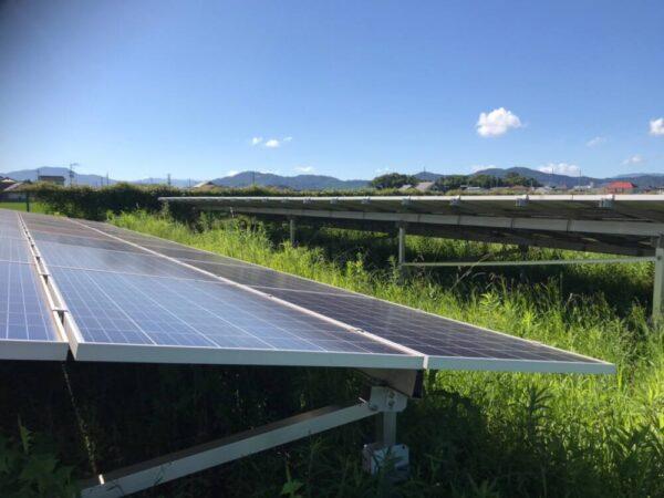 実績・評判口コミ画像01-和歌山県 49.5kWh 低圧 メンテナンス