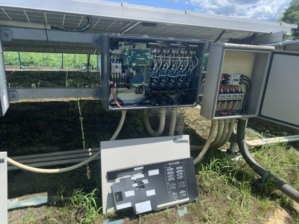 実績・評判口コミ画像01-奈良県 49.5kWh 低圧 メンテナンス