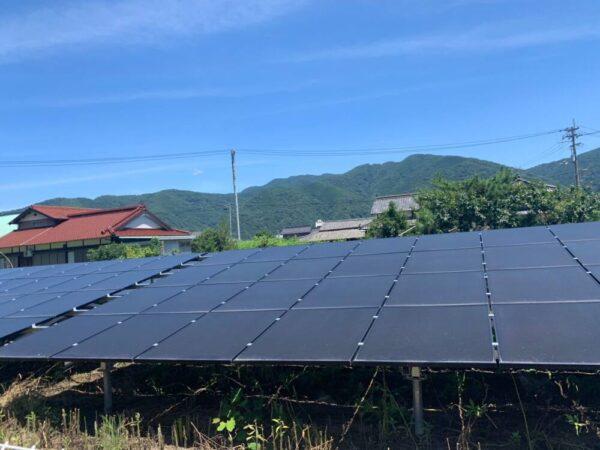 徳島県 49.5kWh 低圧 メンテナンス