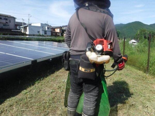佐賀県 49.5kW 低圧 メンテナンス