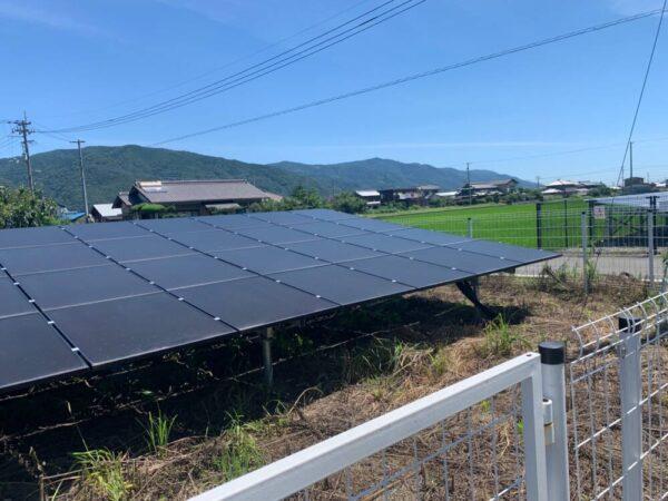 実績・評判口コミ画像01-徳島県 49.5kW 低圧 メンテナンス