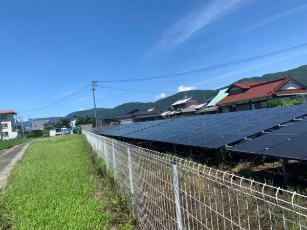徳島県 49.5kW 低圧 メンテナンス