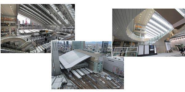 大阪ステーションシティに行ってきました