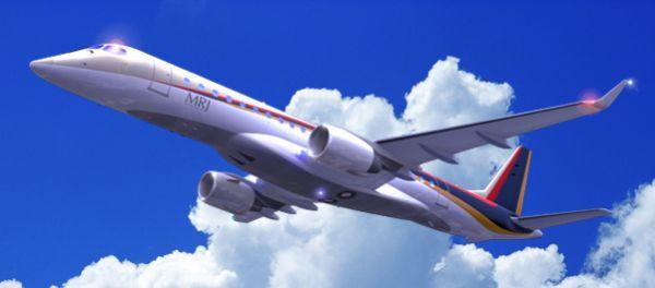 国産ジェット機が世界の大空を飛び交う日