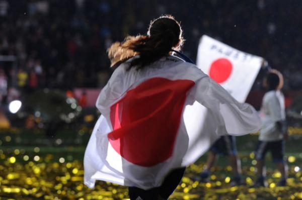 おめでとう、世界一!