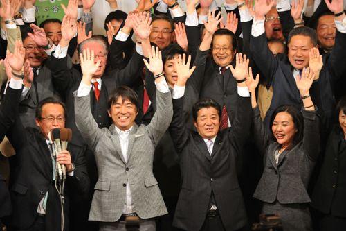 大阪から維新の風 日本が変わるには大阪が変わらなければ