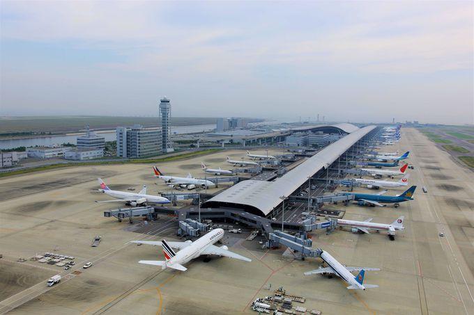 関西エアポートが脱炭素空港を目指す計画を発表!